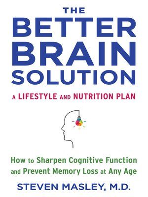 cover image of The Better Brain Solution