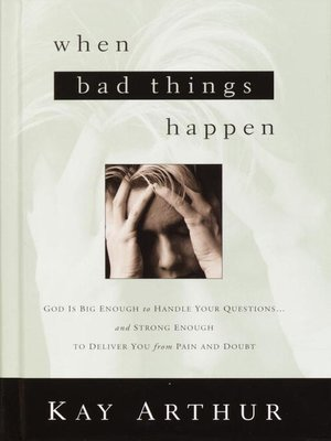 cover image of When Bad Things Happen