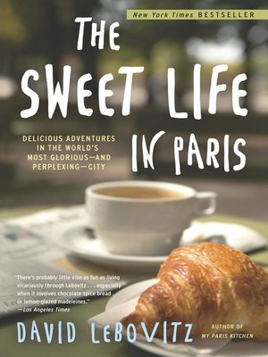 cover image of The Sweet Life in Paris