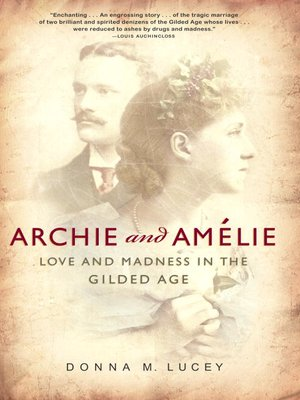 cover image of Archie and Amélie