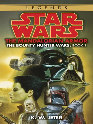 Star wars the bounty hunter warsseries overdrive rakuten the mandalorian armor fandeluxe PDF