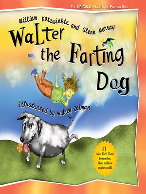 cover image of Walter the Farting Dog