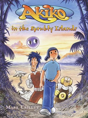 cover image of Akiko in the Sprubly Islands