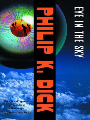 cover image of Eye in the Sky