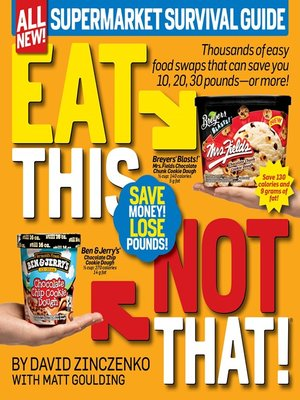 cover image of Eat This, Not That! Supermarket Survival Guide