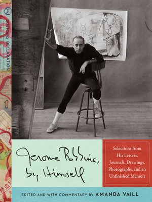 cover image of Jerome Robbins, by Himself