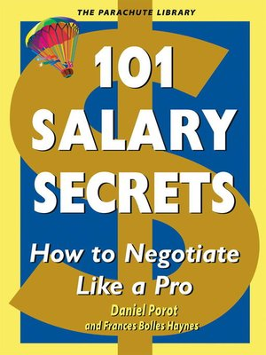 cover image of 101 Salary Secrets