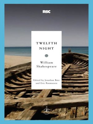 cover image of Twelfth Night