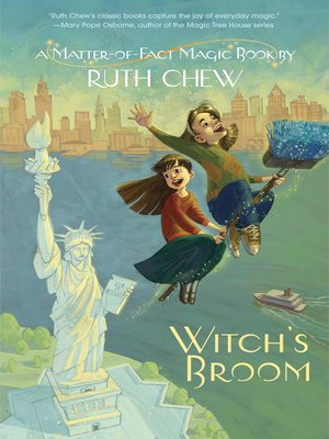 cover image of Witch's Broom