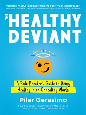 cover image of The Healthy Deviant