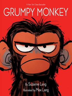 cover image of Grumpy Monkey