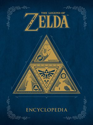 cover image of The Legend of Zelda Encyclopedia