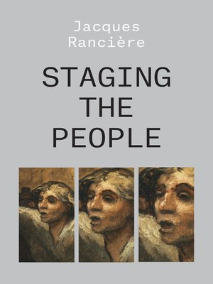 cover image of Staging the People