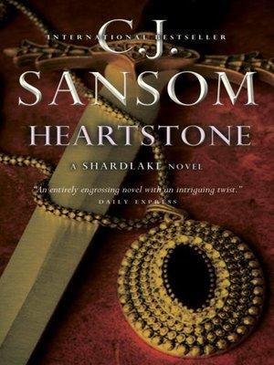 C j sansom overdrive rakuten overdrive ebooks audiobooks heartstone fandeluxe Epub
