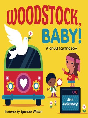 cover image of Woodstock, Baby!