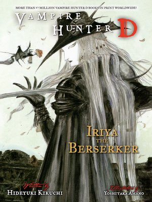 cover image of Iriya the Berserker