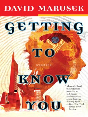 cover image of Getting to Know You
