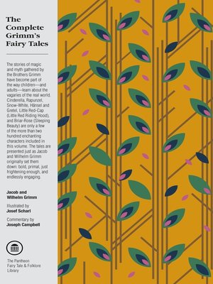 cover image of The Complete Grimm's Fairy Tales