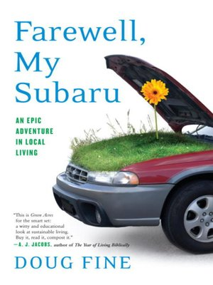 cover image of Farewell, My Subaru