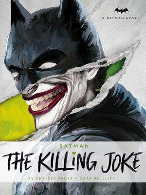cover image of Batman: The Killing Joke