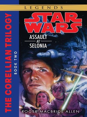 cover image of Assault at Selonia