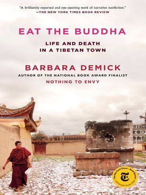 cover image of Eat the Buddha