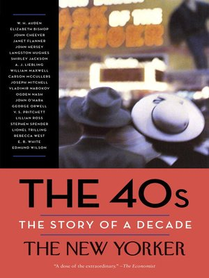 cover image of The 40s