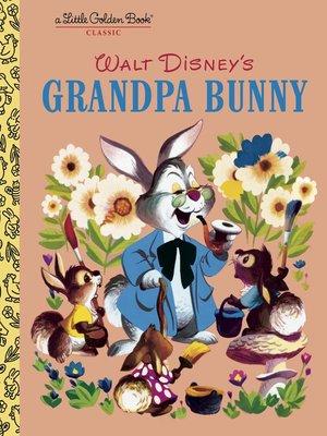 cover image of Grandpa Bunny
