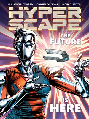 cover image of HYPER SCAPE