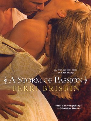 cover image of A Storm of Passion