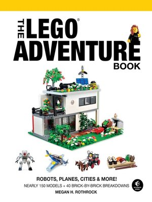 cover image of The LEGO Adventure Book, Volume 3