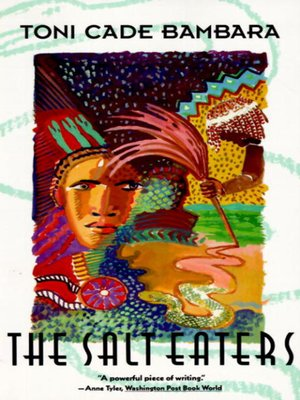 cover image of The Salt Eaters