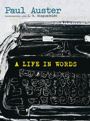 cover image of A Life in Words