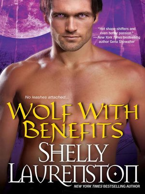 cover image of Wolf with Benefits