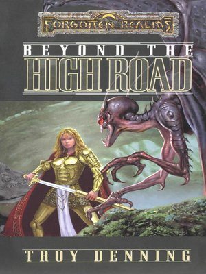cover image of Beyond the High Road