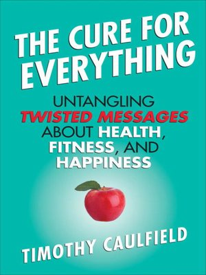 cover image of The Cure For Everything