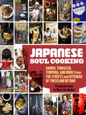 cover image of Japanese Soul Cooking