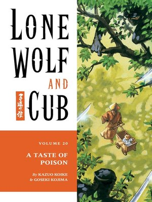 cover image of Lone Wolf and Cub, Volume 20