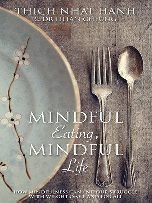 cover image of Mindful Eating, Mindful Life