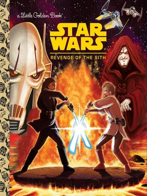 cover image of Star Wars: Revenge of the Sith