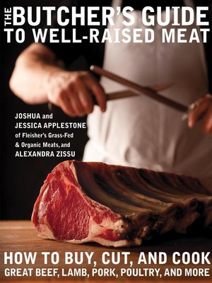 cover image of The Butcher's Guide to Well-Raised Meat