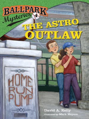 cover image of The Astro Outlaw
