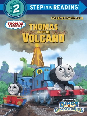 cover image of Thomas and the Volcano