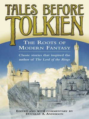 cover image of Tales Before Tolkien