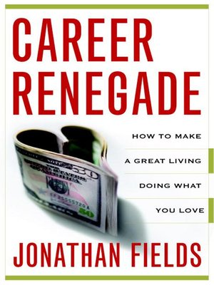 cover image of CAREER RENEGADE