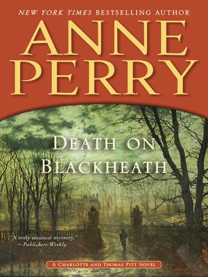cover image of Death on Blackheath