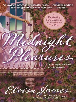 cover image of Midnight Pleasures