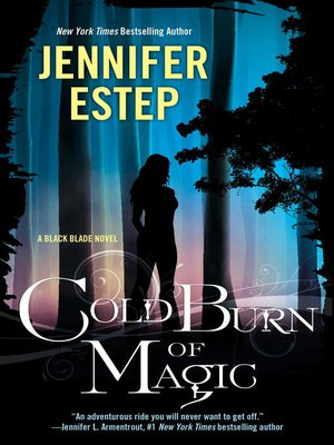 cover image of Cold Burn of Magic