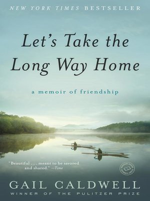 cover image of Let's Take the Long Way Home