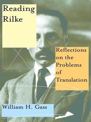 cover image of Reading Rilke